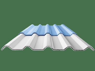 Alderon atap gelombang