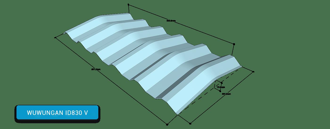 Alderon Twinwall Accessories - Wuwungan ID 830 V