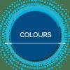 Colours Alderon - White Blue Grey