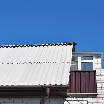 Alderon RS Aplikasi Atap Rumah