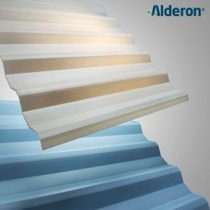 Alderon Translucent Semi Transparan