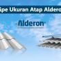 Kenali 5 Tipe Ukuran Atap Alderon
