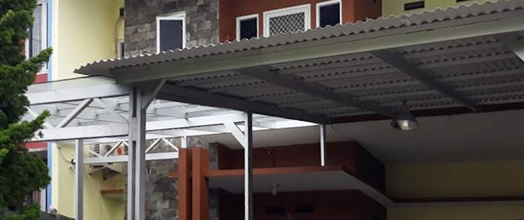 Inspirasi Model Atap Kanopi untuk Carport