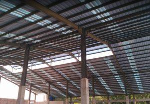 alderon bahan atap kanopi transparan bening yang bagus
