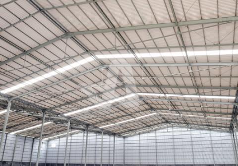 Atap Alderon Proyek Aplikasi Gudang
