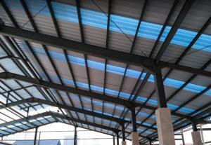 alderon rekomendasi atap semi transparan bening