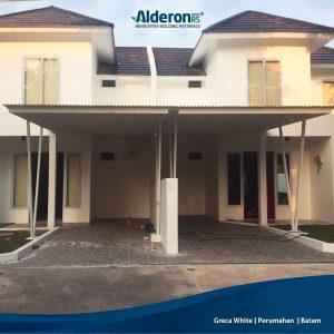 Alderon RS - Atap Kanopi Rumah Minimalis