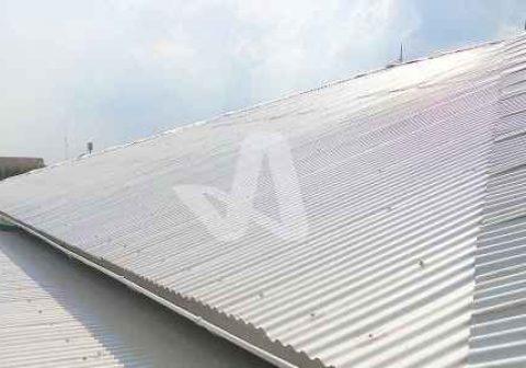 Atap Rumah Alderon RS - Proyek Aplikasi Residensial Surabaya