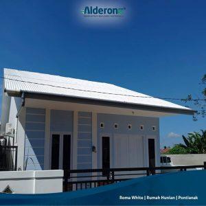 Desain Atap Rumah Minimalis Sederhana Alderon RS