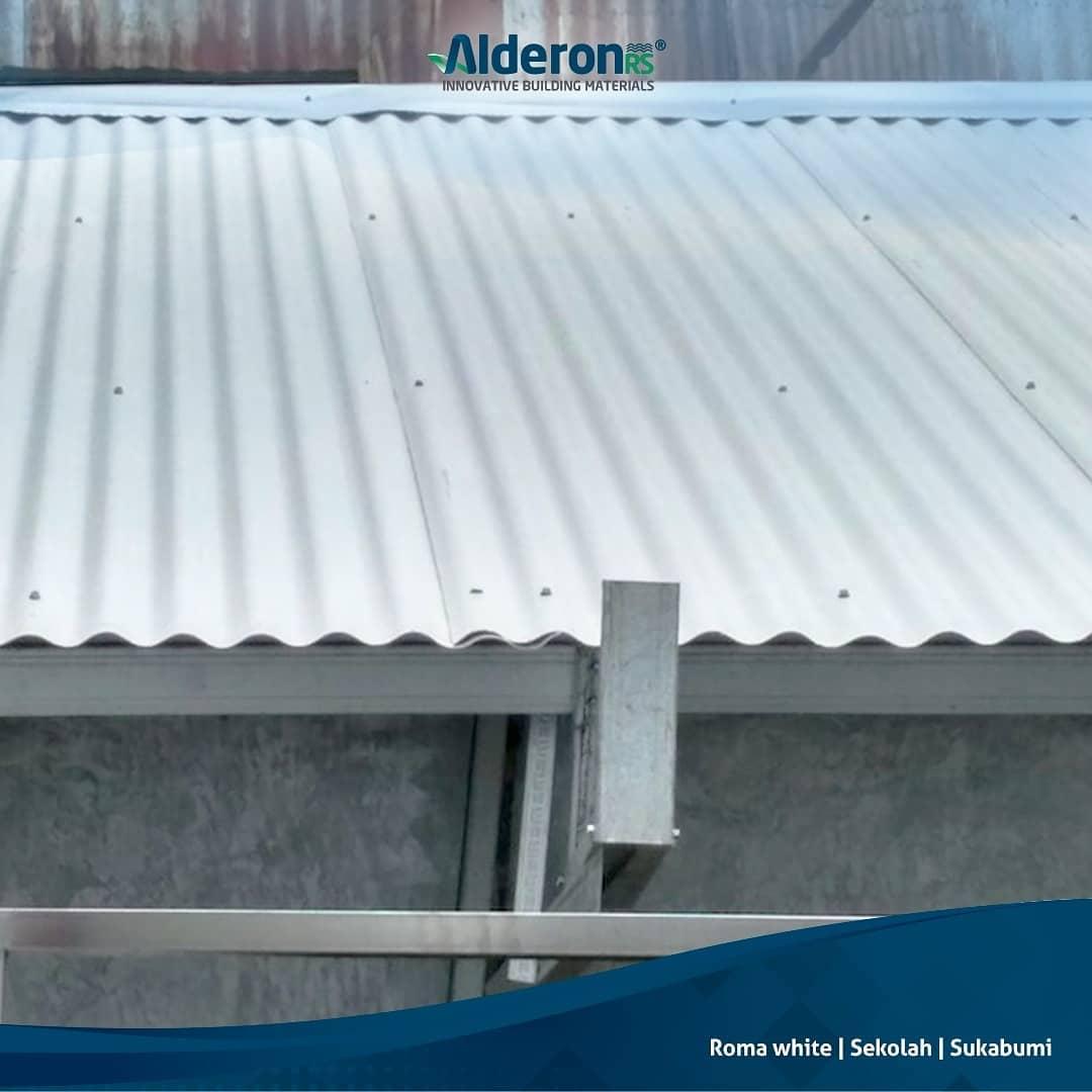 Serupa Tapi Tak Sama Ini Perbandingan Alderon Rs Roma Vs Asbes Vs Seng Alderon Seng plastik go green