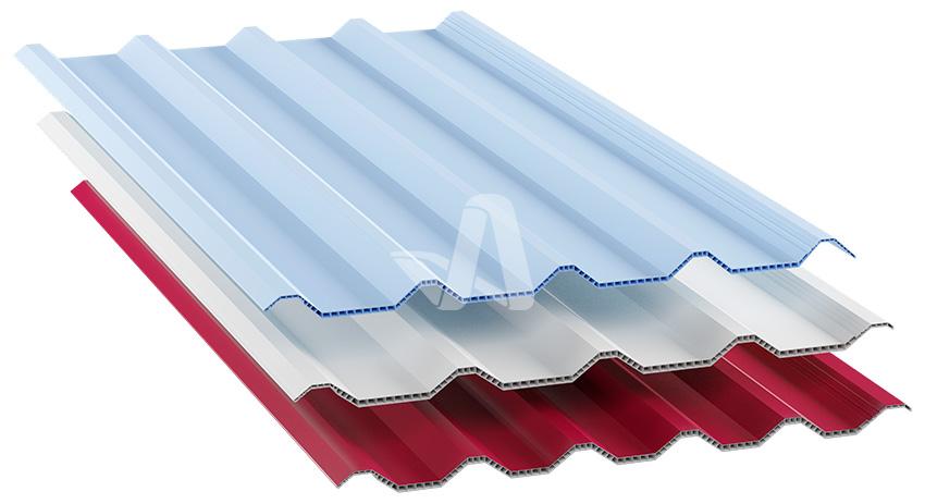 alderon twinwall id 830 asa protection warna biru putih merah