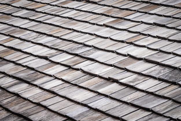 atap sirap kayu ulin