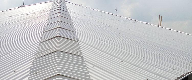 model atap rumah alderon atap plastik