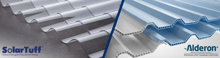 perbedaan alderon dan polycarbonate solartuff