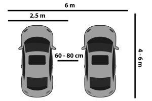 ukuran ideal carport minimalis